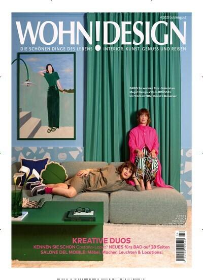 Wohn Zeitschriften wohn design im abo ab 52 29