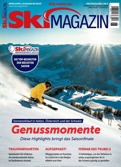 zeitschrift skimagazin im abo kaufen ab 18 00. Black Bedroom Furniture Sets. Home Design Ideas