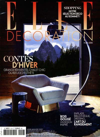 Elle decoration france im abo ab 32 00 for Elle deco logo