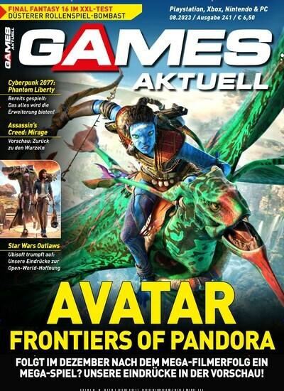 Games Aktuell-Prämienabo Titelbild