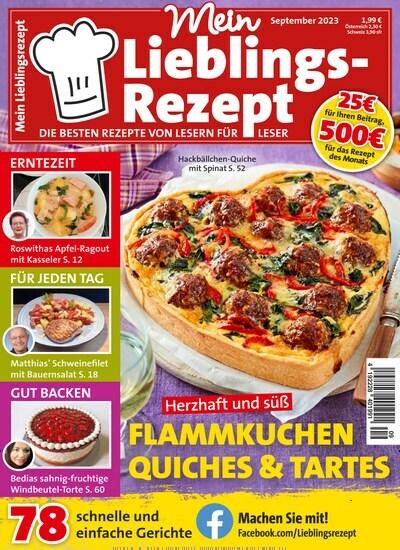Rezepte Aus Zeitschriften mein lieblings rezept im abo ab 24 27