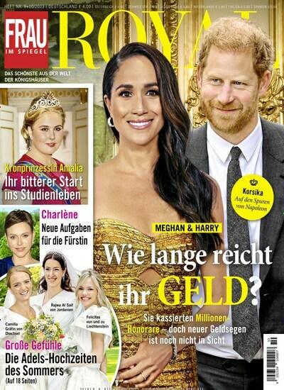 Frau im spiegel royal als abo ab 19 20 united for Der spiegel aktuell