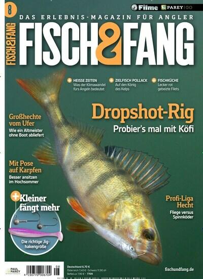 Fang Fisch aus