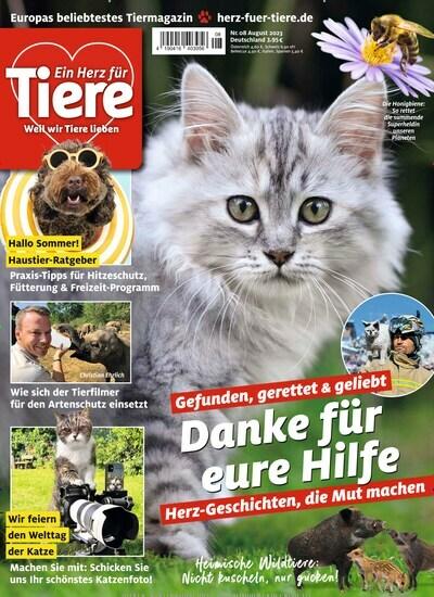 Ein Herz für Tiere 12/2020 Cover