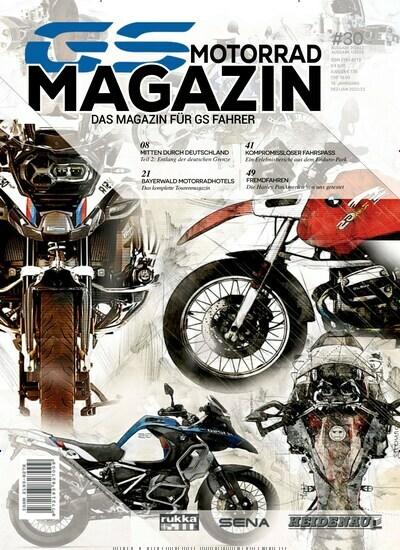 zeitschrift gs motorrad magazin im abo kaufen ab 24 00. Black Bedroom Furniture Sets. Home Design Ideas