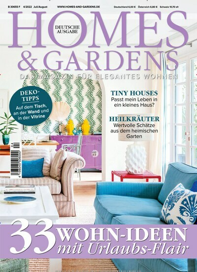 Home Garden Zeitschrift homes gardens read 30 days for free