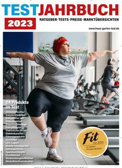 Haus und garten zeitschrift  Zeitschrift Haus & Garten Test Testjahrbuch als epaper für 8,99€