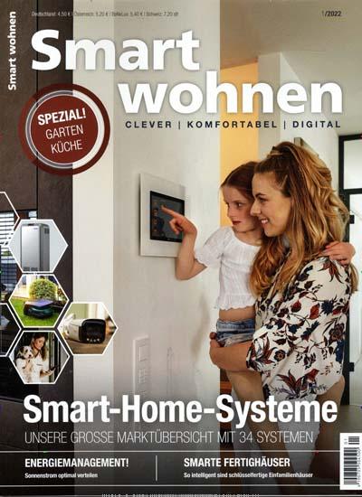 Wohnen Magazin smart wohnen im abo ab 11 79