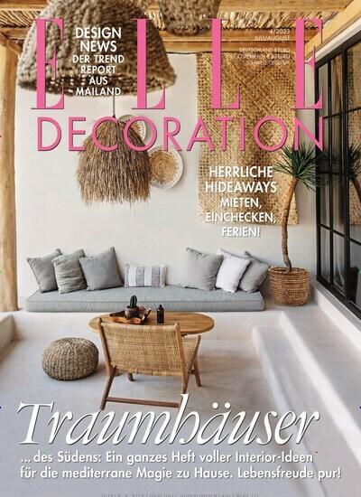 Aktuelles Titelbild Von Elle Decoration   Epaper. In Der Ausgabe 3/2018  Geht Es