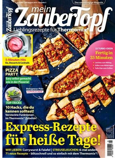 Rezepte Magazin mein zaubertopf 30 tage gratis lesen