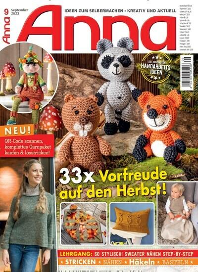 Zeitschrift Anna kaufen als epaper ab 3,99€