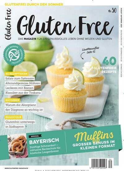 Lecker Zeitschrift Abo gluten free im abo ab 17 99