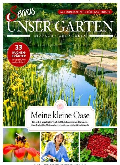 Servus In Stadt Land Unser Garten Als Epaper Bei United Kiosk