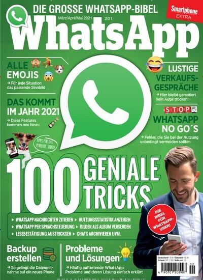 Smartphone Extra Whatsapp Als Epaper Zeitschrift Bei United Kiosk