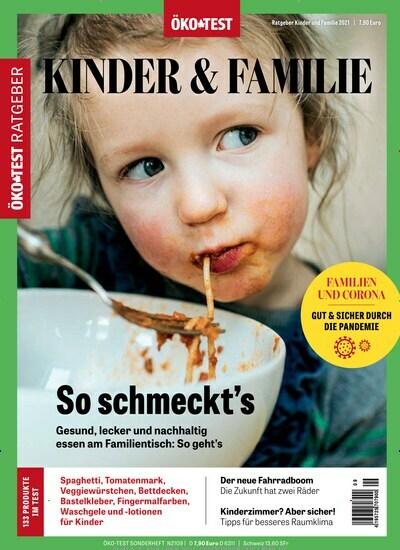 7e7112f48a05e0 ÖKO-TEST Ratgeber Kinder und Familie Shop für Abo und epaper