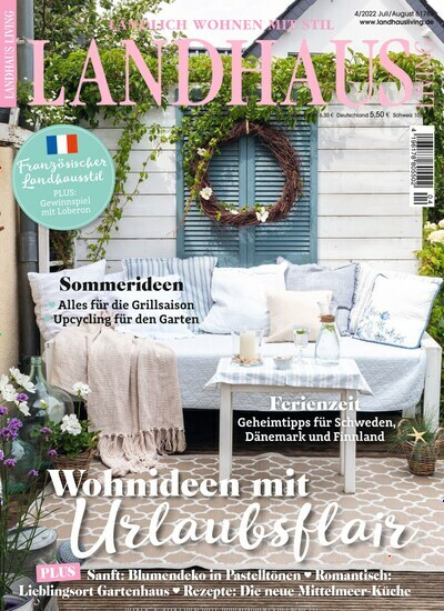 Wohnen Garten Landhaus Zeitschrift wohnen garten landhaus zeitschrift wohnen und garten landhaus u