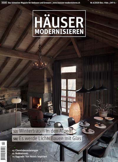 Hauser Modernisieren Als Abo Zeitschrift Bei United Kiosk Kaufen
