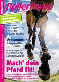 Reiter Revue International (Reiten) Titelbild