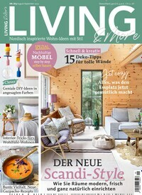 Living & More Abo Titelbild