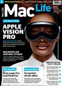 Mac Life Abo Titelbild