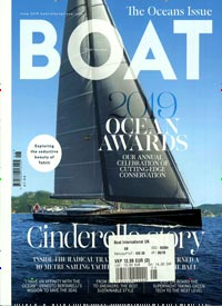 BOAT INTERNATIONAL Titelbild