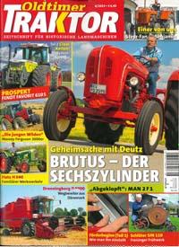 Inhalt oldtimer traktor zeitschrift für historische landmaschinen