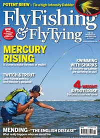 FLY FISHING AND FLY TYING Titelbild