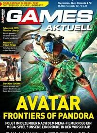 Games Aktuell Abo Titelbild