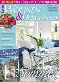 Romantisch Wohnen Zeitschrift lena wohnen dekorieren abo lena wohnen dekorieren zeitschrift im kiosk