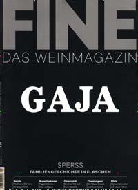 FINE Das Weinmagazin Abo Titelbild