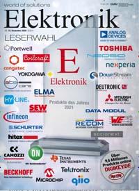 Elektronik Abo Titelbild