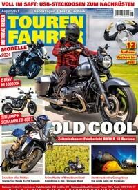 Tourenfahrer - Motorrad Reisen - epaper