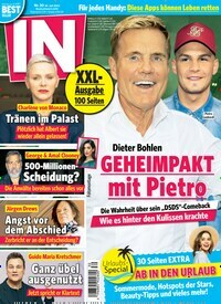 IN - das STAR & STYLE Magazin - epaper