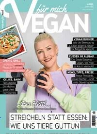 Vegan für mich Abo Titelbild