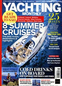 YACHTING MONTHLY Titelbild