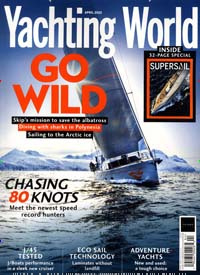YACHTING WORLD Titelbild