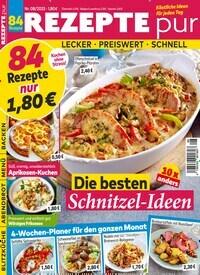 Rezepte Aus Zeitschriften rezepte pur zeitschriften abo prämien abo mini abo geschenk