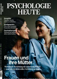 Psychologie heute im abo ab 79 90 for Psychologie heute abo