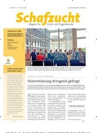 Cover: Schafzucht