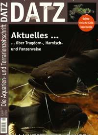 Cover: DATZ