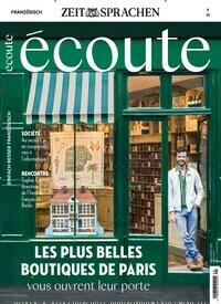 Das Magazin in Französisch