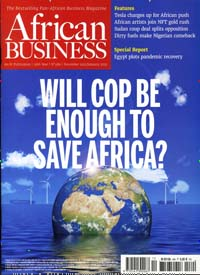 Cover: AFRICAN BUSINESS