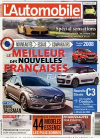 Cover: AUTOMOBILE, L` / F