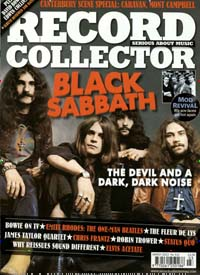 Cover: RECORD COLLECTOR