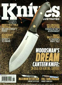 Cover: KNIVES ILLUSTRATED