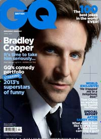 Cover: GQ / GB
