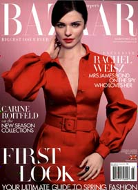 Cover: HARPER`S BAZAAR / GB