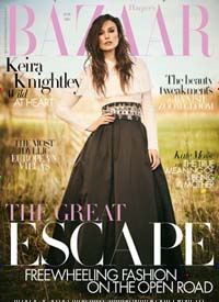 Cover: HARPER`S BAZAAR / USA