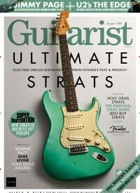 Cover: GUITARIST