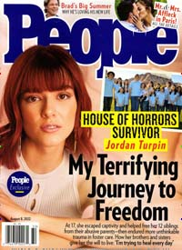 Cover: PEOPLE WEEKLY